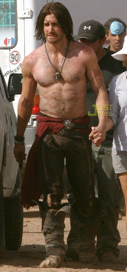 [Via Slashfilm -- Thanks ...  sc 1 st  Destructoid & Jake Gyllenhaal looking good: first Prince of Persia costume spotted