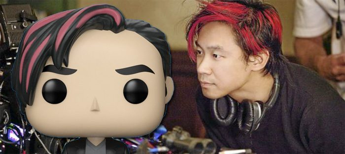 James Wan Funko POP Figure