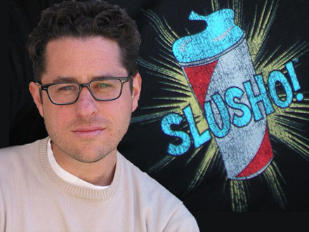 JJ Abrams Slusho!