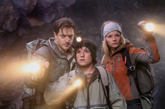 journey to the center of the earth movie. The original film was directed