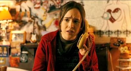 Juno on her Hamburger Phone