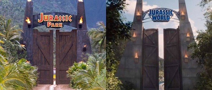 Jurassic World - Jurassic Park