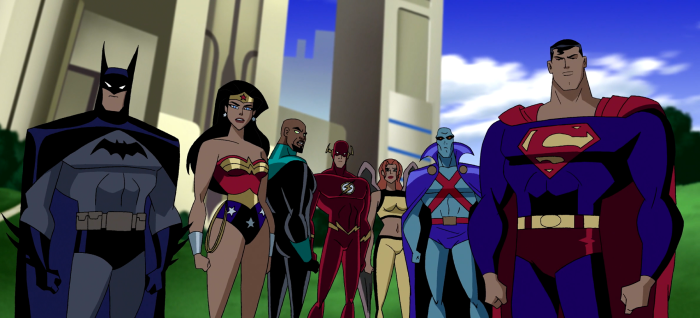 justice league animated series reunion