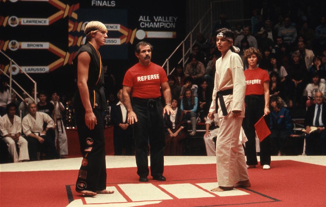 Karate Kid Plot
