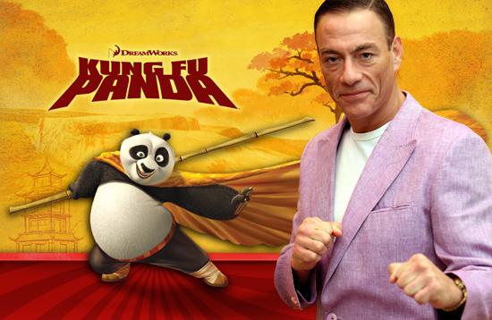 Jean-Claude Van Damme, Michelle Yeoh Join 'Kung Fu Panda' Sequel
