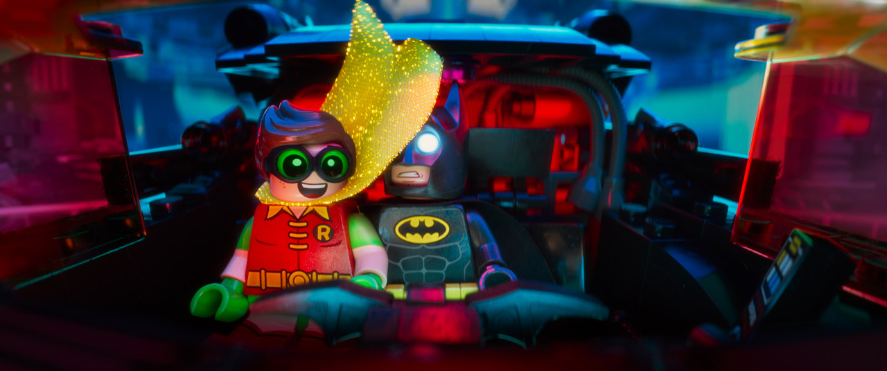 Watch: The Lego Batman Movie Trailer