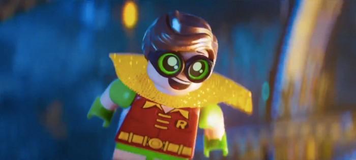 LEGO Batman Movie Clips