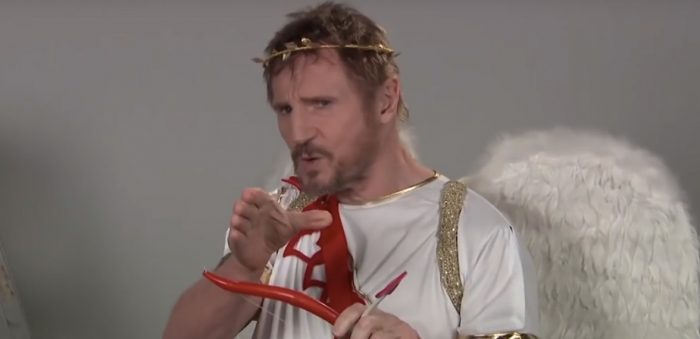 Liam Neeson - Cupid - The Morning Watch