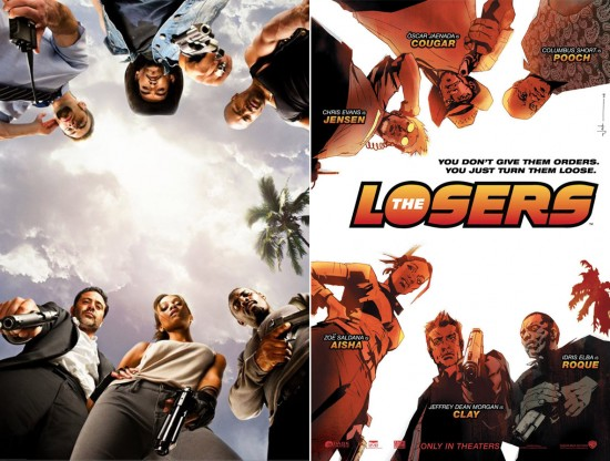 The losers promo