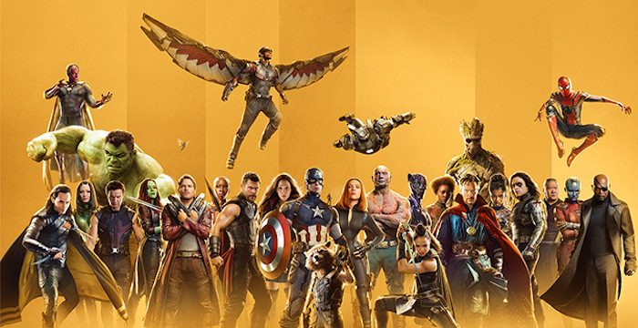 Image result for MCU 11 Years