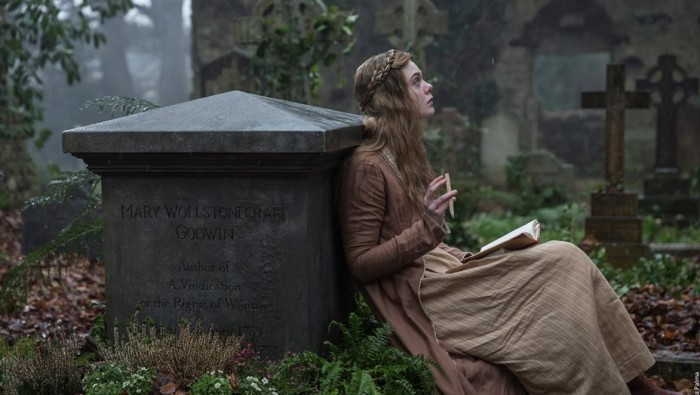 mary shelley and her relationship with mother