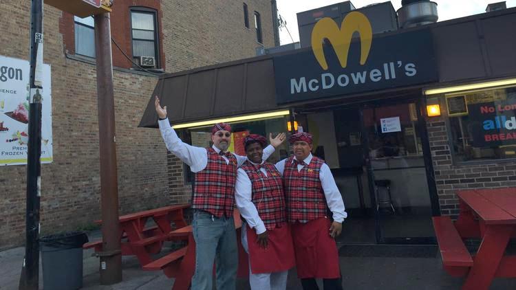 Mac S Restaurant Chicago