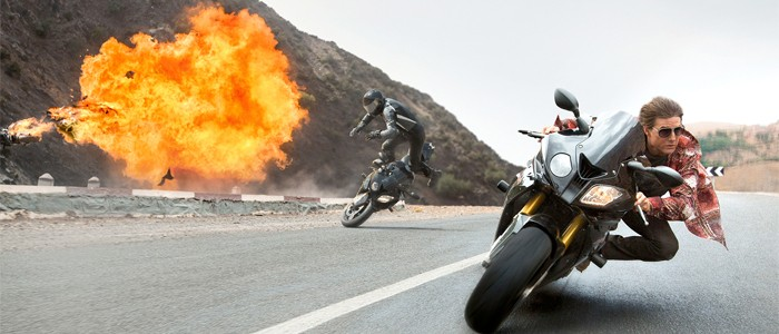 Rogue Nation IMAX Preview