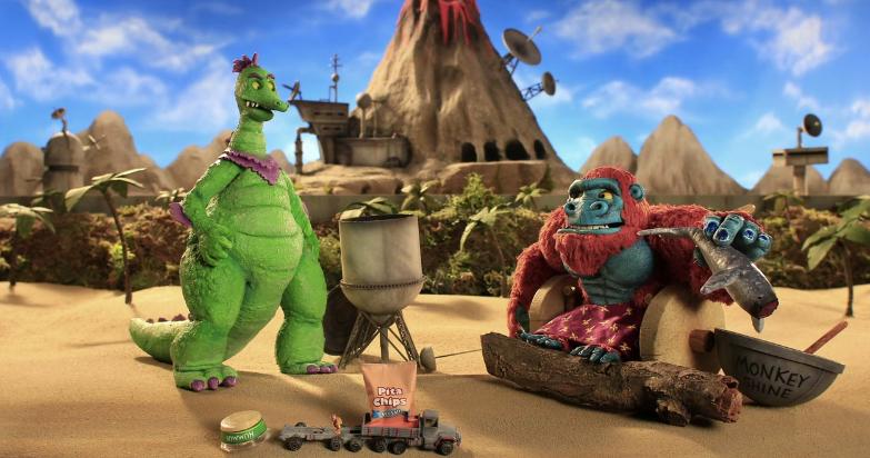 Monster Island Animated Movie