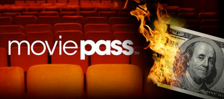 MoviePass Troubles Continue, Might Need $1.2 Billion to Become Profitable