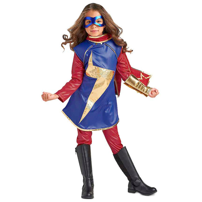 Ms. Marvel Halloween Costume