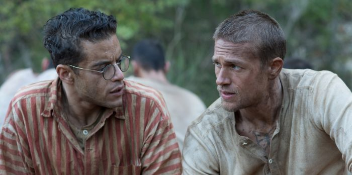 'Papillon' Trailer: Charlie Hunman and Rami Malek Attempt the Greatest Prison Escape of All Time