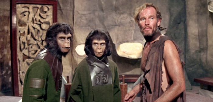 Planet of the Apes in Theaters