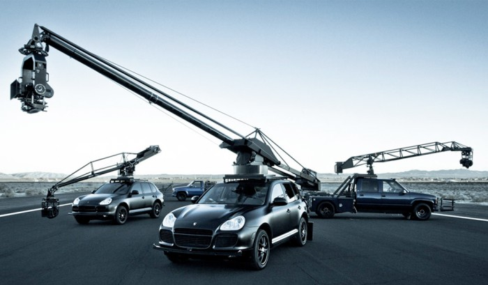 Porsche Camera Rig