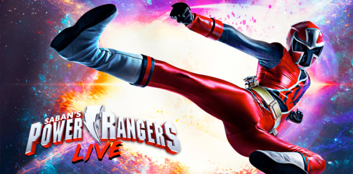 Power Rangers Live