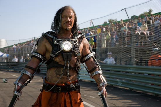 Mickey Rourke as Whiplash in Iron Man 2 high res