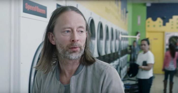 Radiohead Daydreaming Music Video