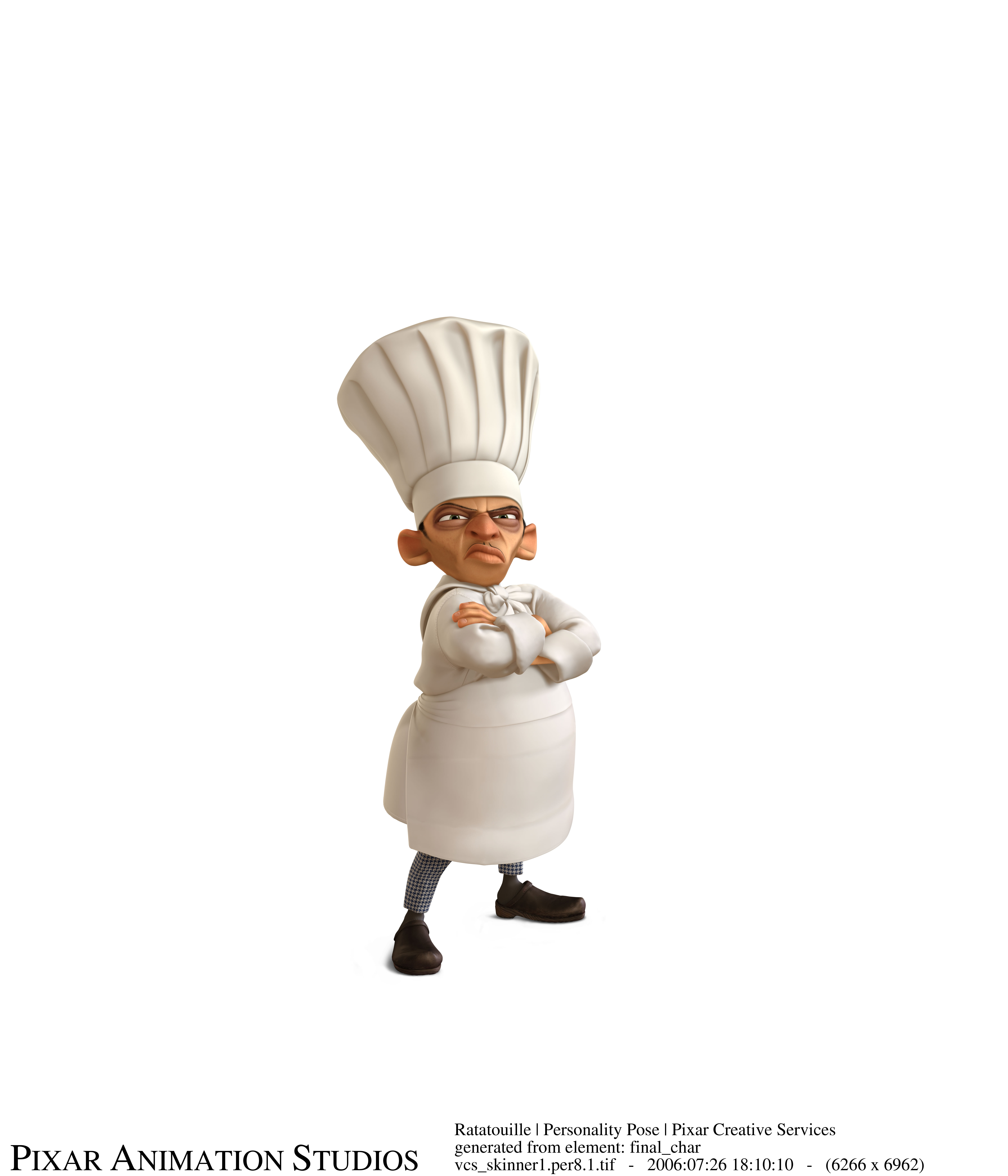 movie ratatouille Pixar's animated story of a rat that strives to become a top french chef, the irresistible ratatouille, is pure summer entertainmentpleasantly light and amusing, it's a visually appealing tale of work and luck as the key to success.
