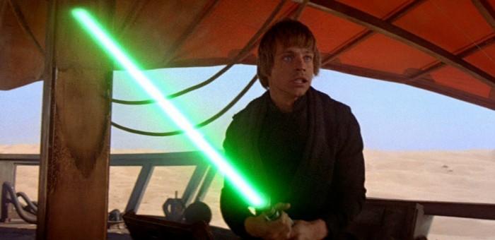 Return of the Jedi - Mark Hamill as Luke Skywalker