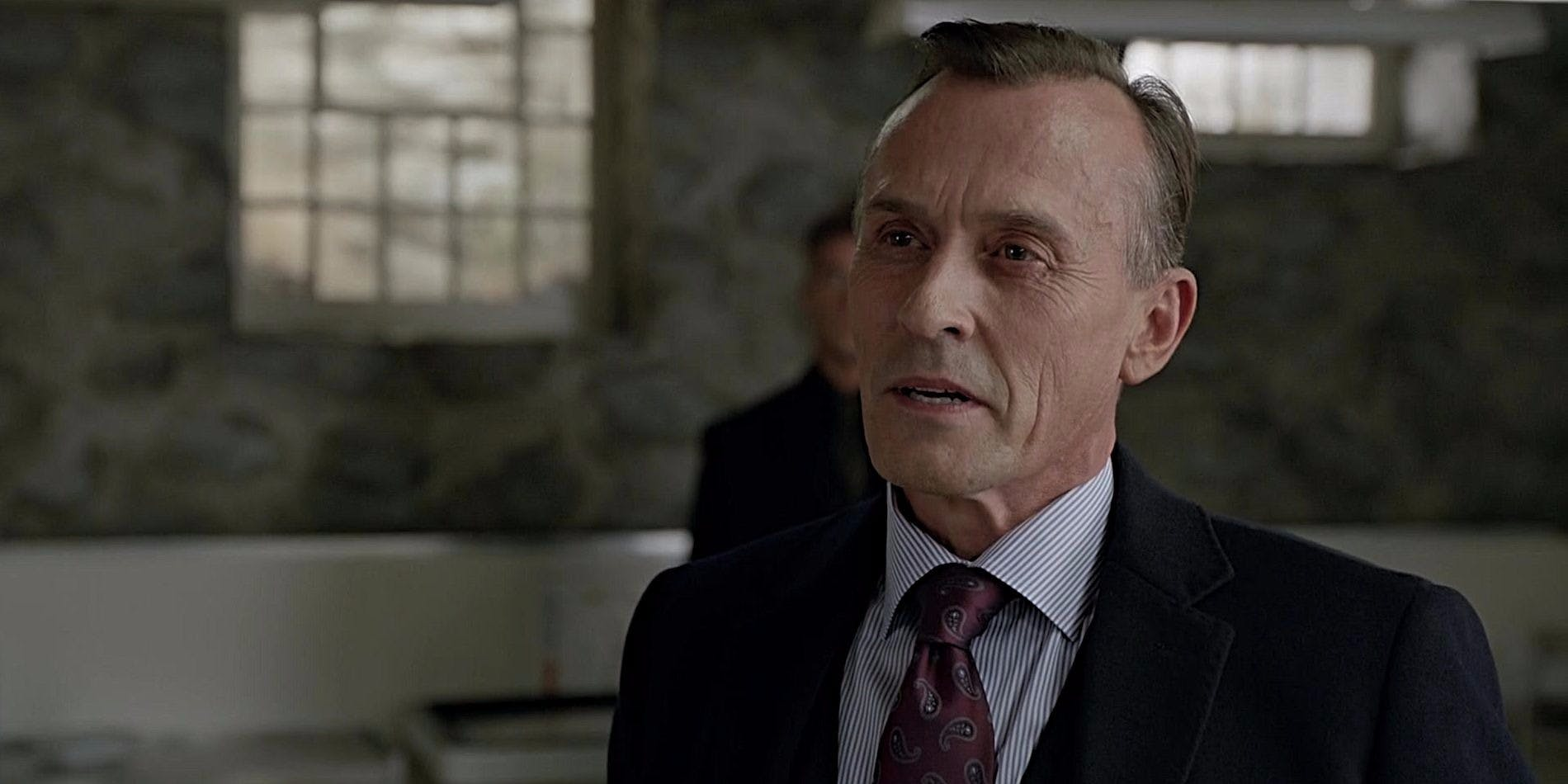 Robert Knepper cast as Blaines father in iZombie