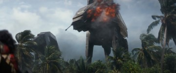 rogue one: a star wars story international trailer 2 baze at-at