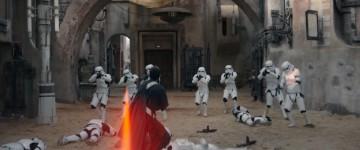 rogue one: a star wars story international trailer 2 jedha samuari fight