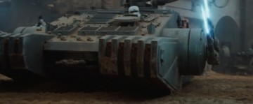 rogue one: a star wars story international trailer 2 jedha stormtrooper tank