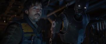 rogue one: a star wars story international trailer 2 k2so