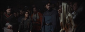 rogue one: a star wars story international trailer 2 rebel base meeting briefing