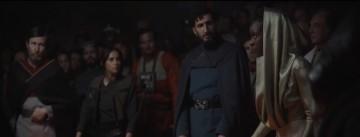 rogue one: a star wars story international trailer 2 rebel base meeting briefing