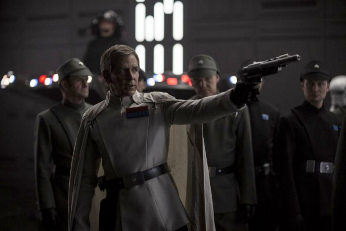 Rogue One - Director Krennic with Blaster Drawn