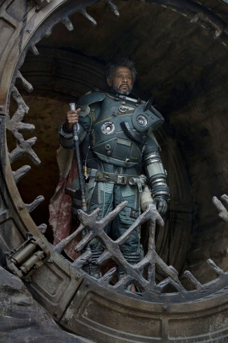 Rogue One - Forest Whitaker as Saw Gerrera