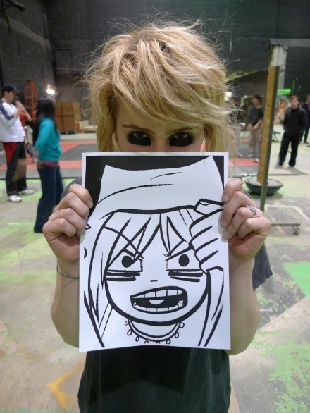 roxy scott pilgrim