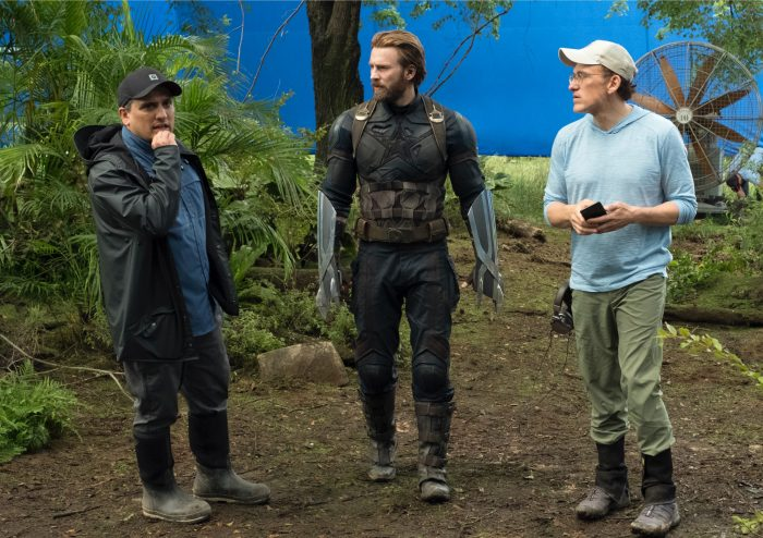 russo brothers infinity war interview