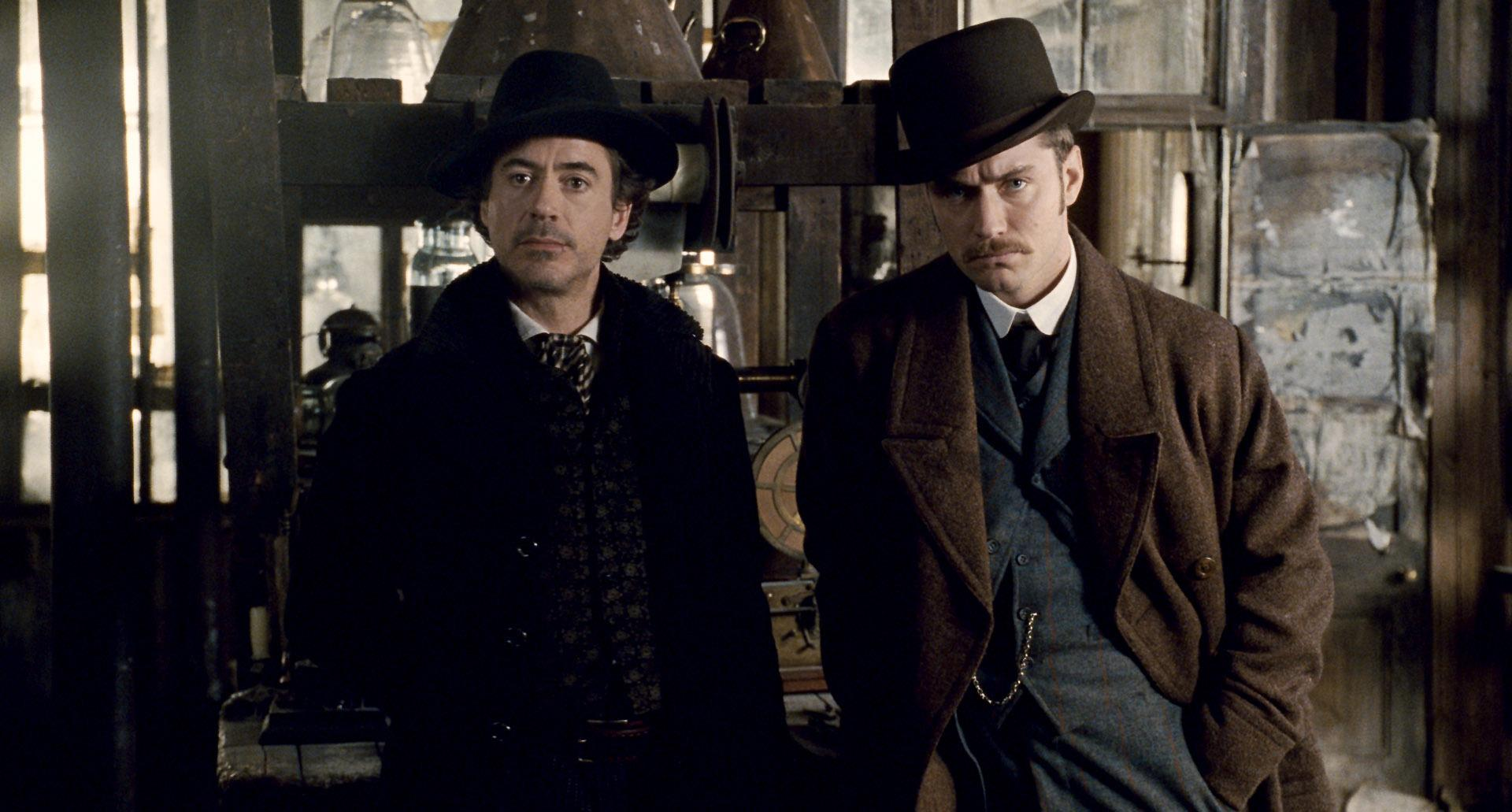 You Can Start Counting Down To Sherlock Holmes 3