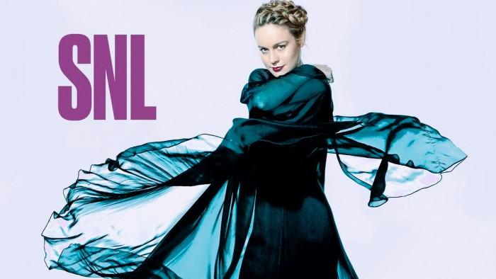Brie Larson - SNL