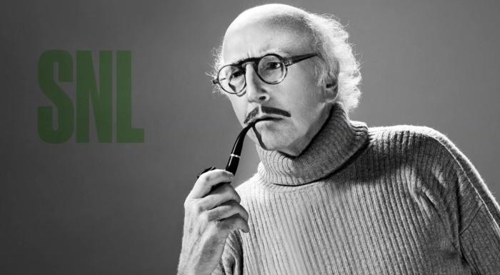 Larry David Hosted Saturday Night Live