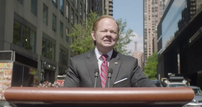 Melissa McCarthy as Sean Spicer - Saturday Night Live Sean Spicer Sketch Outtakes