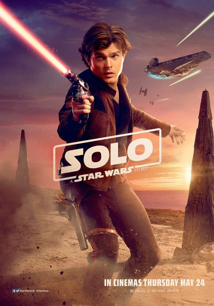 Solo A Star Wars Story Posters