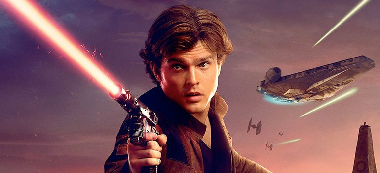 Alden Ehrenreich Signed for Three 'Star Wars' Movies, New 'Solo' Posters Add More Color to the Galaxy