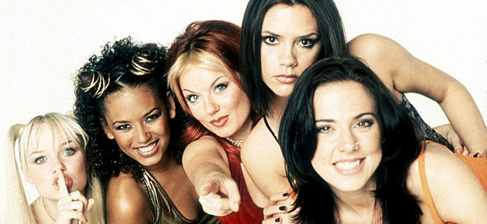 Spice Girls Superhero Movie