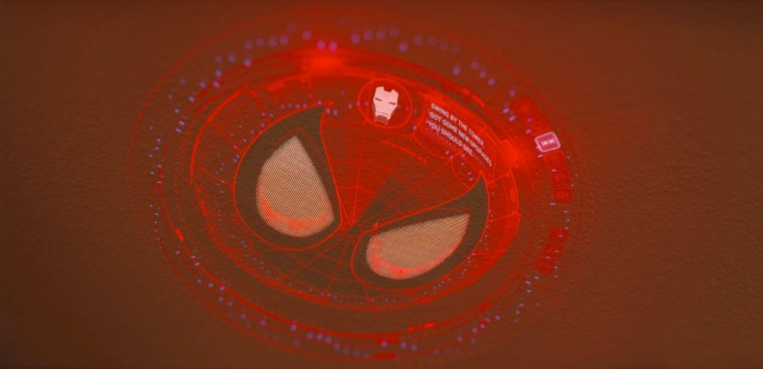 Captain America Civil War Credits Scene - Spider-Man