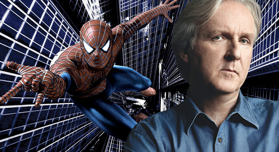 James Cameron - Page 3 Spidermancameron