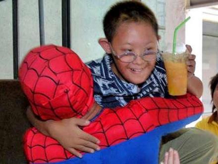 spider-man in Thailand