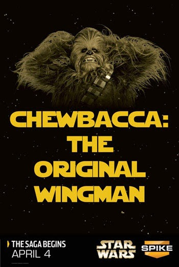 Wingman Chewbacca